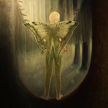 Forest Spirit by Tone Aanderaa