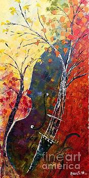 Forest Symphony by AmaS Art