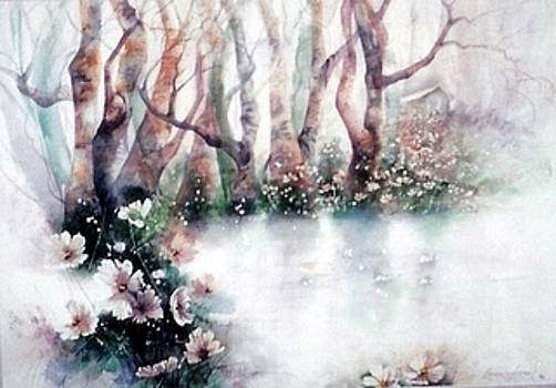 Forest Tranquility by Estelle Hartley