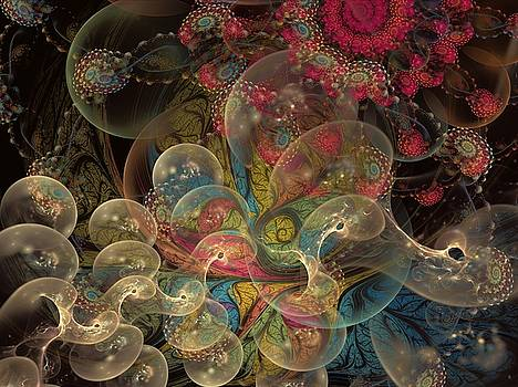 Forever Blowing Bubbles by Amorina Ashton