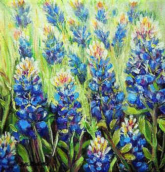 Forever Bluebonnets by Patti Gordon