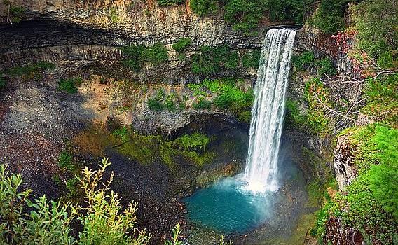 Brandywine Falls, BC by Heather Vopni