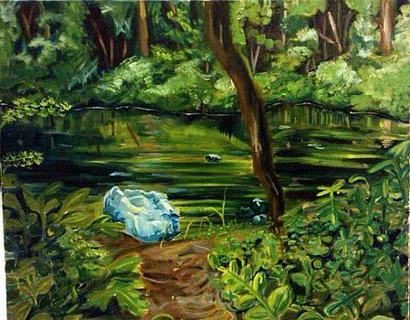 Forever Green by Danielle Julius