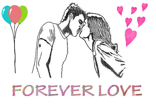 Forever Love by Khajohnpan Sauychalad
