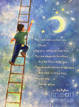 Forever Young Ladder To The Stars by Vickie Wade
