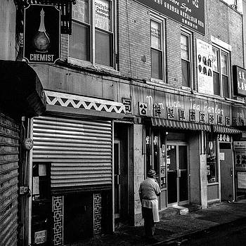 Forget It Jake, It's Chinatown by Chad Schaefer