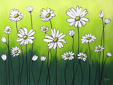 Daisy Crazy by Teresa Wing