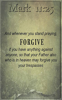 Forgive 1125  by David Norman