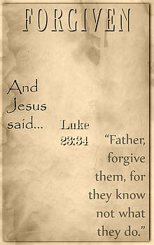 Forgive 2334 by David Norman