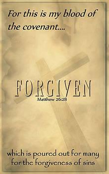 Forgive 2628 by David Norman