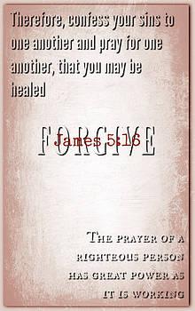 Forgive 516  by David Norman