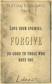 Forgive 627  by David Norman