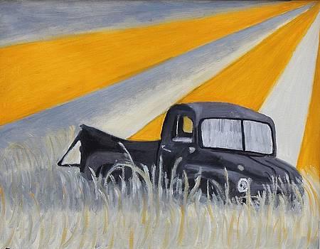 Forgotten America Truck by Stormy Miller