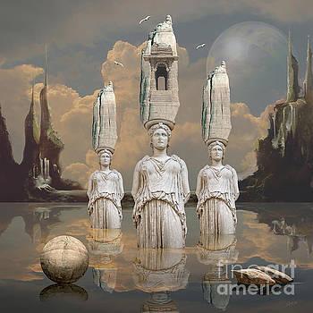 Forgotten Atlantis by Alexa Szlavics
