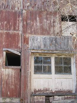 Forgotten Barn by Simi Berman