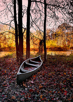 John Cardamone - Forgotten Canoe