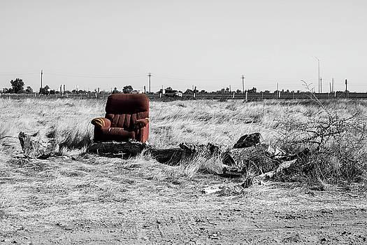 Forgotten Chair by Derek Bratton