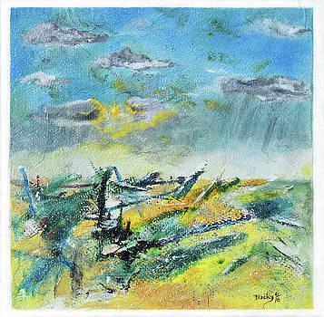 Donna Blackhall - Forgotten Pasture