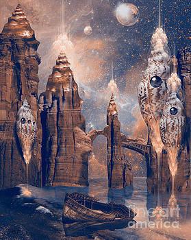 Forgotten Place by Alexa Szlavics