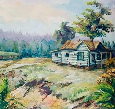 Forgotten Places II by Elisabeta Hermann