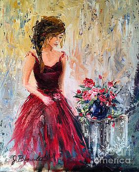 Forgotten Rose by Jennifer Beaudet