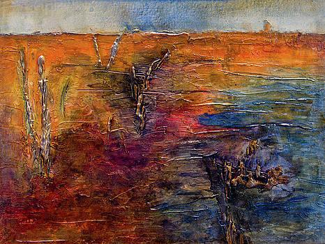 Forgotten shore by John Stuart Webbstock