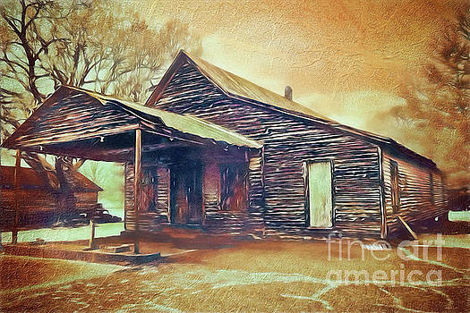 Dan Carmichael - Forgotten Vintage Rustic Relic AP