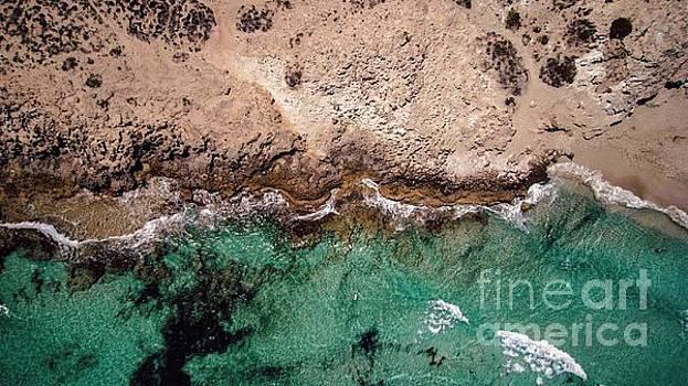 Formentera Waves by Owen Hunte