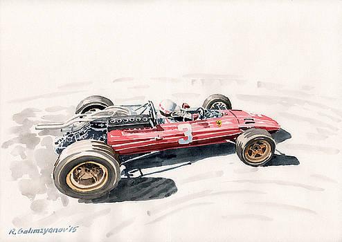 Formula '70 by Rimzil Galimzyanov