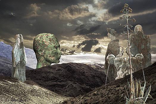 Forsaken Gods by Helga Schmitt