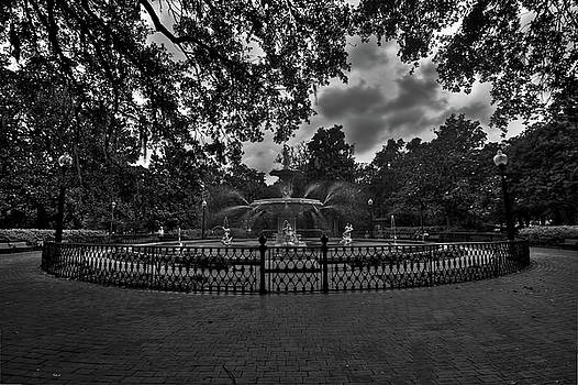 Jason Blalock - Forsyth Park Fountain HDR