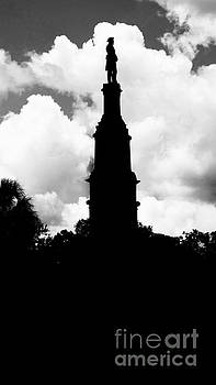 Forsyth Park Monument  by Paul Wilford