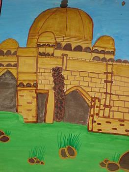 Fort by Aditi Laddha
