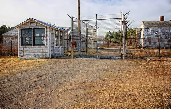 Fort Chaffee Prison by Tammy Chesney