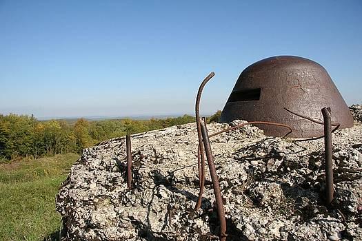 Fort de Douaumont - Verdun by Travel Pics