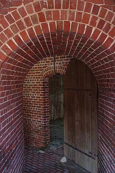 Fort East Martello by Greg Graham