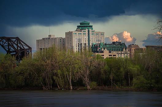 Bryan Scott - Fort Garry Hotel/Fort Garry Place