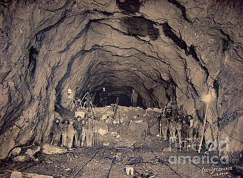 Fort George Tunnel, 1904 by Cole Thompson