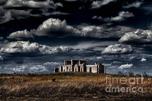 Jon Burch Photography - Fort Laramie Hospital Ruins