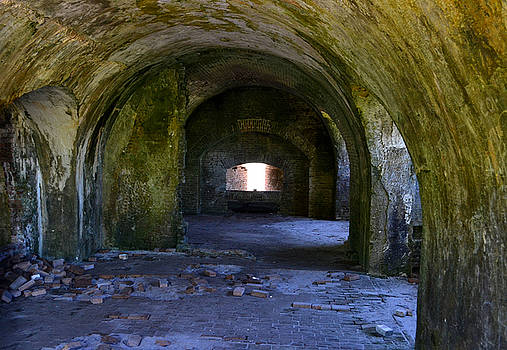 Fort Pickens History by Carrie Cooper