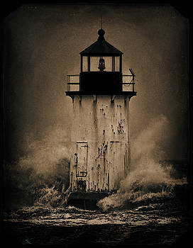Fort Pickering Light by Martin Kahn