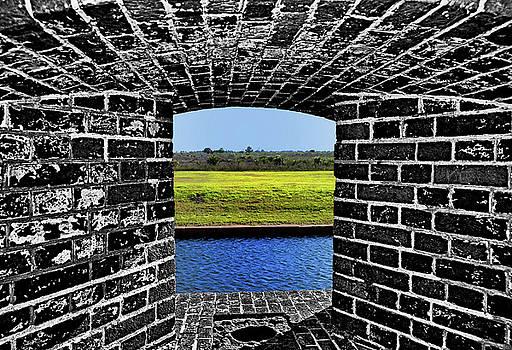 Fort Pulaski - Tybee Island 002 by George Bostian
