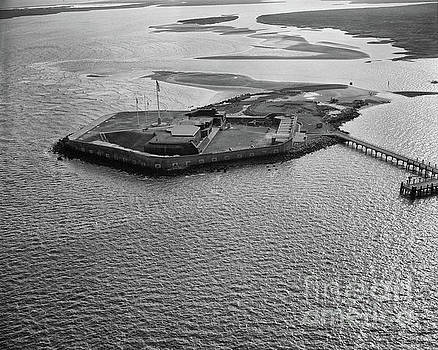 Dale Powell - Fort Sumter Aerial