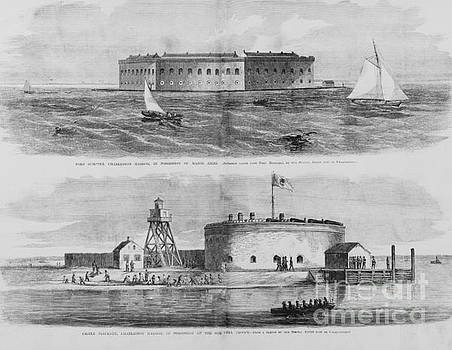 Dale Powell - Fort Sumter and Castle Pinckney
