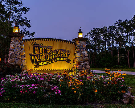 Chris Bordeleau - Fort Wilderness Resort and Campground 2