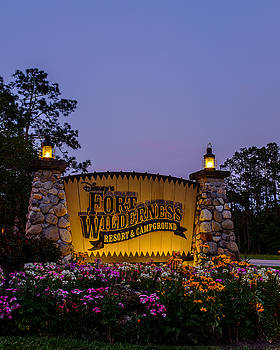 Chris Bordeleau - Fort Wilderness Resort and Campground