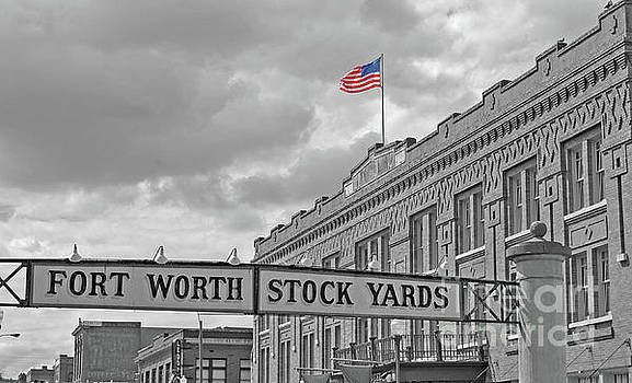 Jost Houk - Fort Worth Stock Yards
