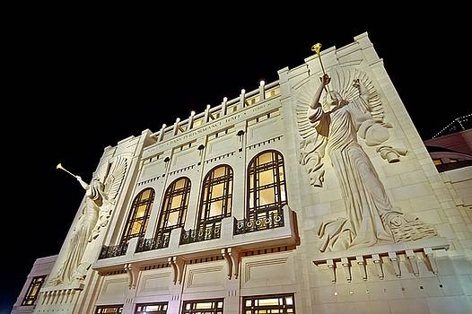 Fort Worth's Bass Hall by Linda Unger