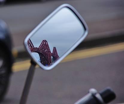 Forth Rail Mirror by Nik Watt
