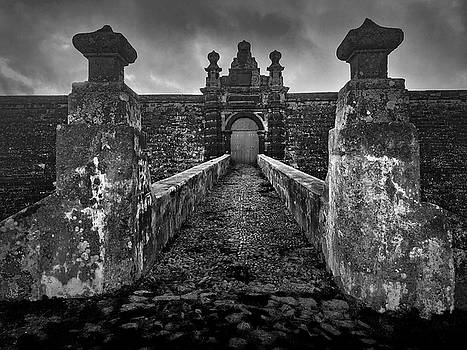 Fortress of Sao Joao Baptista, Monte Brasil, Terceira by Kelly Hazel
